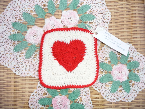 Beang (RAV) Thank you for the 'Heart Square'.