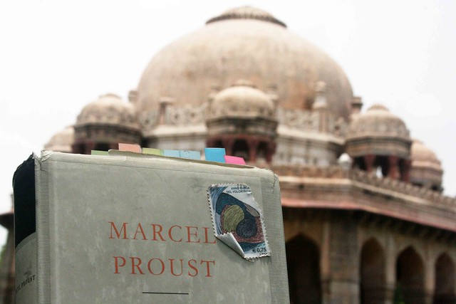 City Reading – The Delhi Proustians XXIV, Muhammad Shah Sayyid's Mausoleum