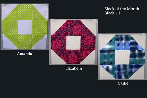 Block of the Month, Block 11