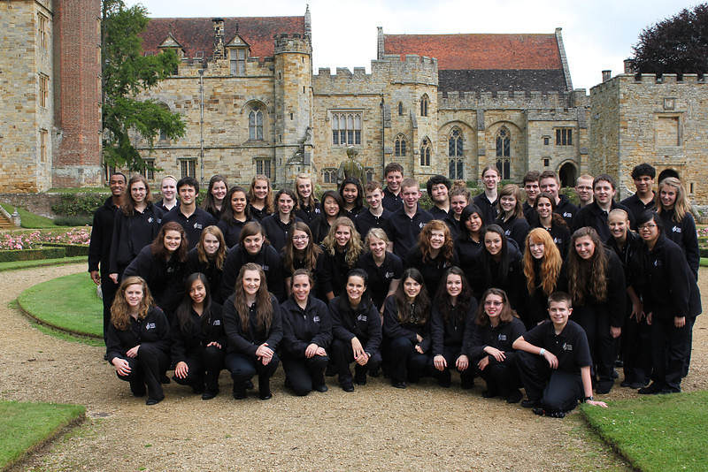 Tacoma Youth Chorus 2011 Tour of the United Kingdom and France