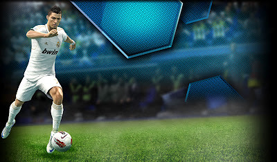 PES 2013 Moves and Skills Tutorial Guide - How To Dribble