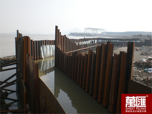 wanhui sheet piling, wanhui sheet pile, top sheet pile supplier, sheet pile supplier