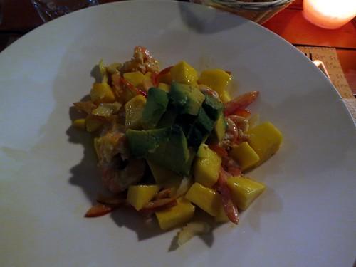 Ensalada Mango's