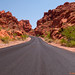 The road into the Valley of Fire, Nevada. Explore July 21 / 250