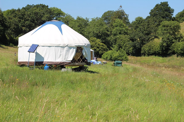 Haven Meadows Yurt Camp Flickr Photo Sharing