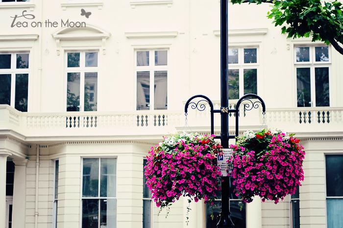 London flowers street