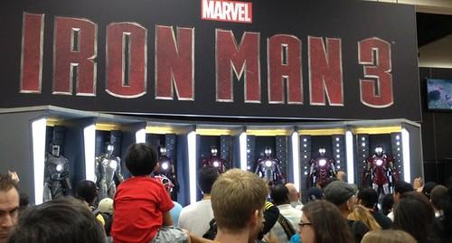 San Diego Comic-Con, Ironman