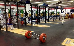 powerlifting, weight training, room, barbell, physical fitness, gym,
