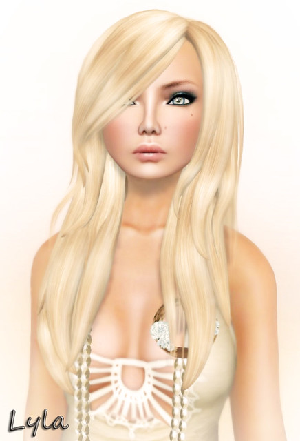 LOGO Lyla  - Blonde by Sakuri Myanamotu :F: Alecia . Ivory . 02