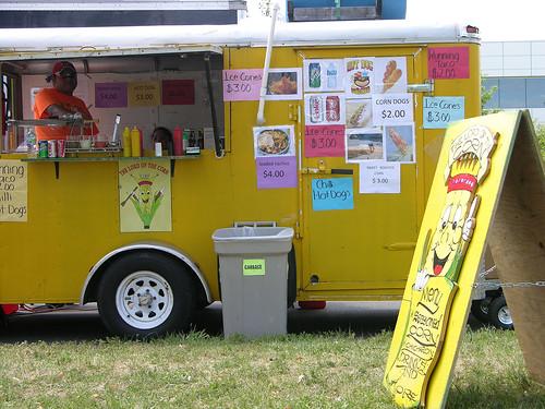 Carifest 2012 corn wagon