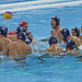 Water Polo - Team USA huddle