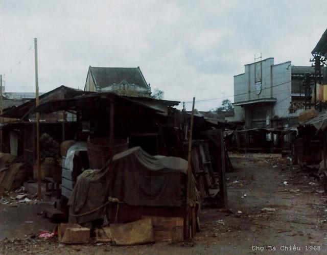 Saigon 1968 - Chợ Bà Chiểu