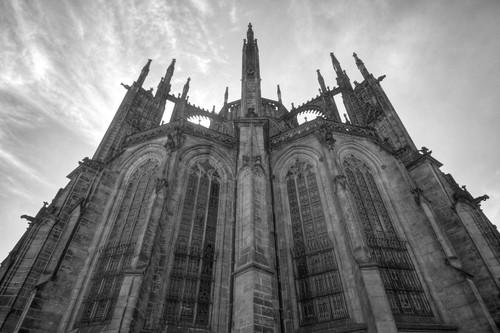 St. Vitus Cathedral Detail