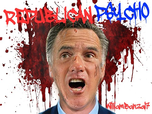 REPUBLICAN PSYCHO by Colonel Flick