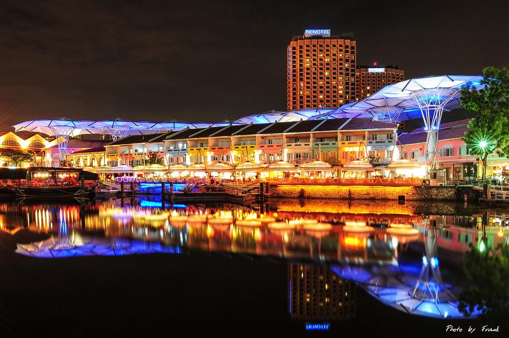 The night of Singapore ~