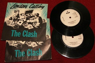 The Clash London Calling 2x