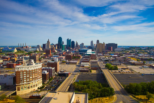 Downtown Kansas City Missouri - Flickr CC stuseeger
