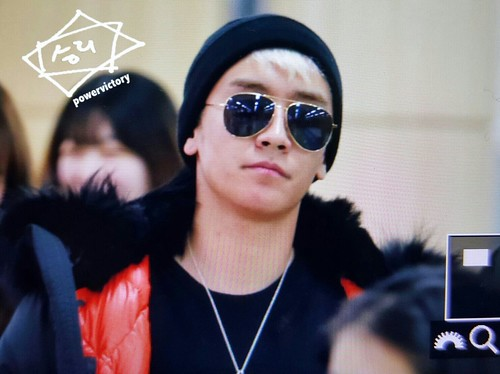 Big Bang - Gimpo Airport - 31dec2015 - Power Victory - 01