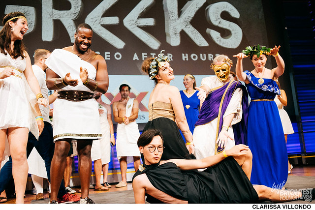 Freaks and Greeks: A Nat Geo After Hours