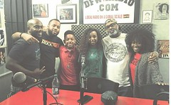 How it went down on #letsberealradio this past Monday. Tune in every Monday night at 7pm -9pm DFWIRADIO.COM. If you missed it, the shows are achieved, so #listen! #Positivity #Dallas #GoodVibesOnly #Radio #RadioHead #DfwiRadio #RadioPersonality #NeoSoul #