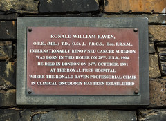 Photo of Brown plaque number 41825