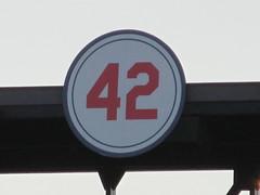 Jackie Robinson's 42