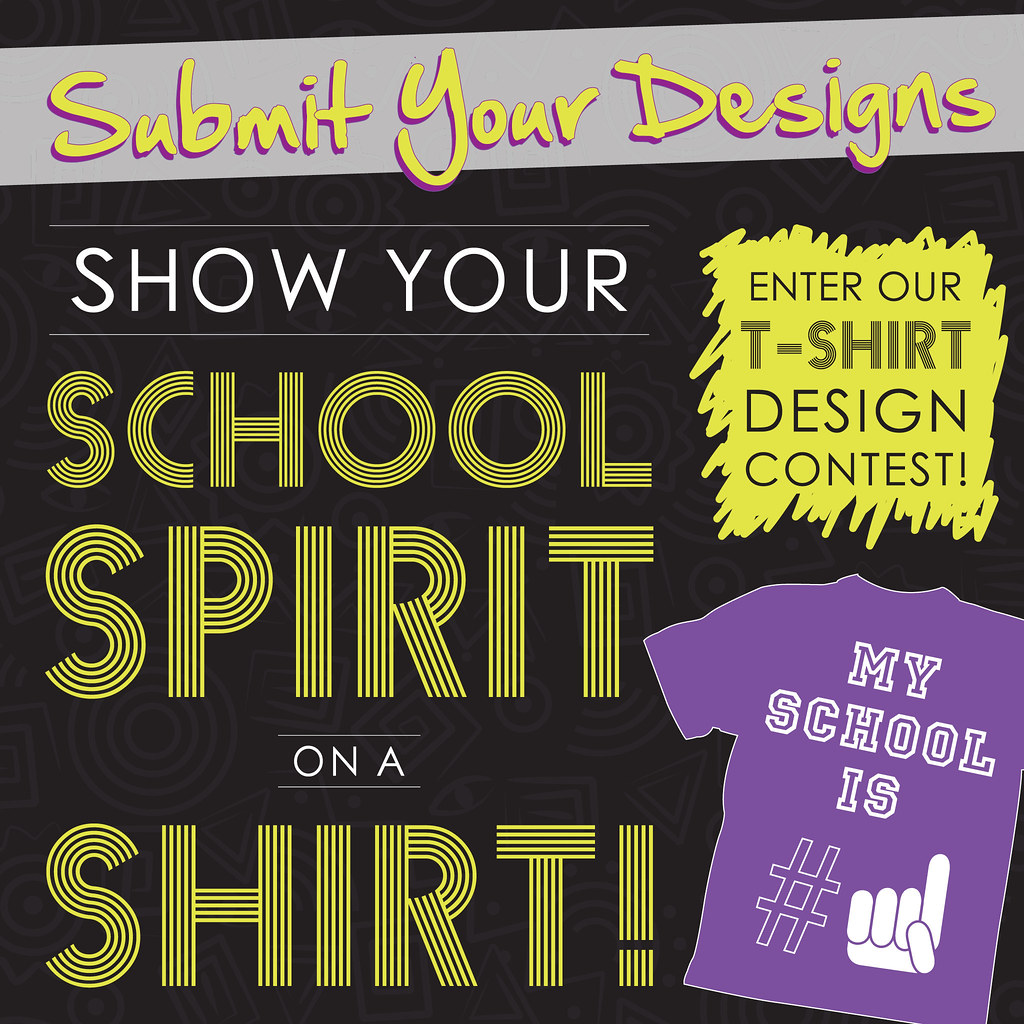 MBS Foreword Online - May Marketing Plan - T-shirt Design Contest