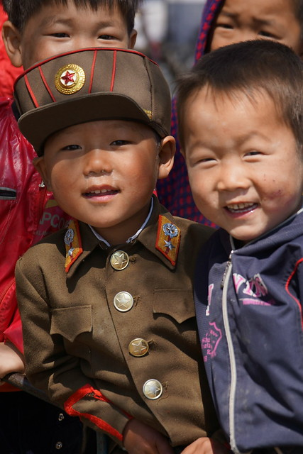 Young Soldier Hamhung, North Korea