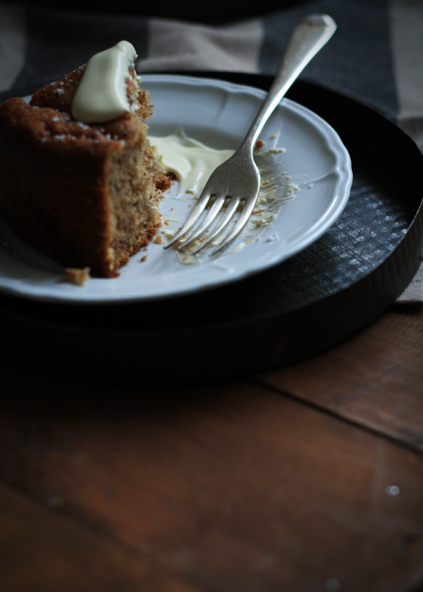 The Gluten Free Scallywag Lactose Free Banana Cake
