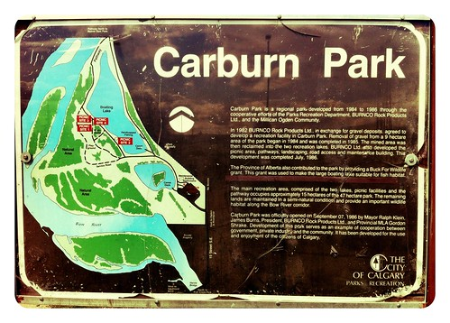 Kids In Calgary: Carburn Park