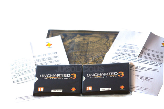 uncharted 3 collectors edition ebay