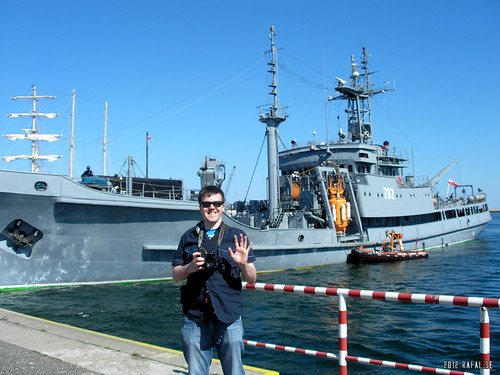 Polish navy open day