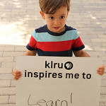 KLRU inspires me to... learn!