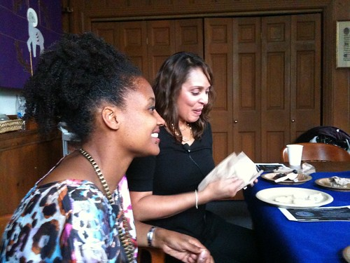 Tracy K. Smith & Natasha Trethewey, Pulitzer Prize in Poetry winners!
