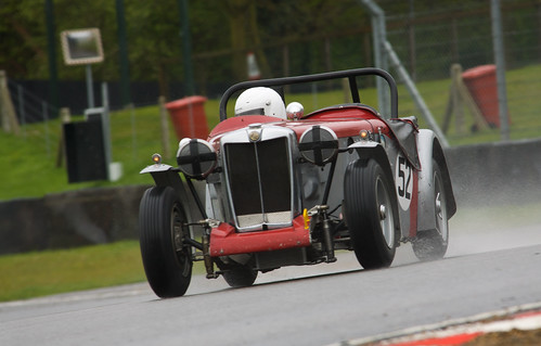MGCC Iconic 50`s Sports Cars MG TC Midget (Andrew Cox)
