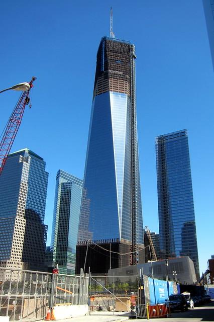 Fotoreportazh special nga New Yorku me rastin e 11 shtatorit : Qendra Tregatre Boterore