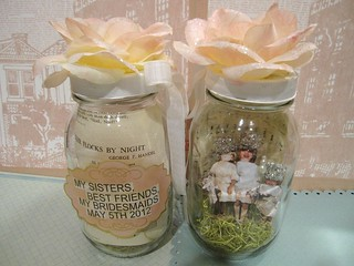 Wedding Jar Vignette! 5