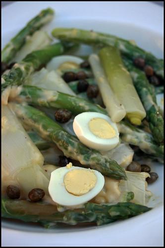 7105713499 374f444a1b Salade d'asperges et poireaux