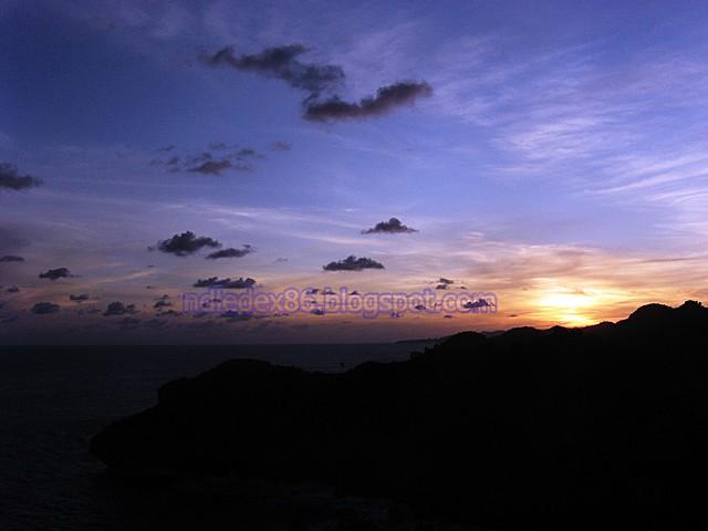 Sunset Bukit Sembukan