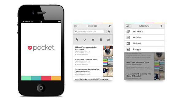 Pocket for iPhone