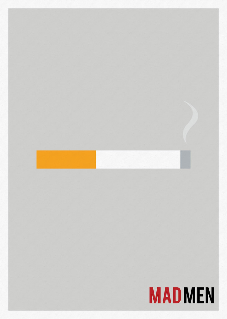Minimalist TV Shows Posters Collection | Flickr
