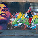 Jose and Mural: Hunts Point Bronx