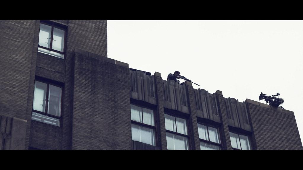Movie Being Filmed In Philadelphia Center City