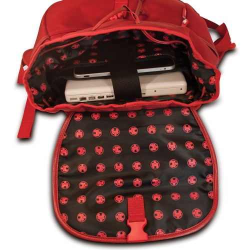 Sumo Combo Laptop/Tablet Backpack From Mobile Edge - Interior