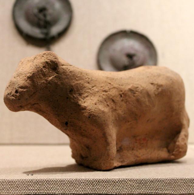 Terracotta. From Veii, Etruria. 3rd