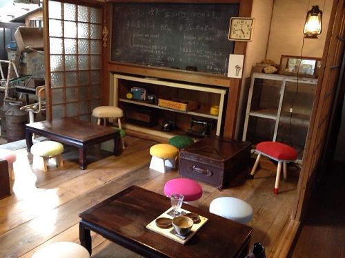カフェも開始!素敵な古道具屋さん『恵古箱』@葛城市
