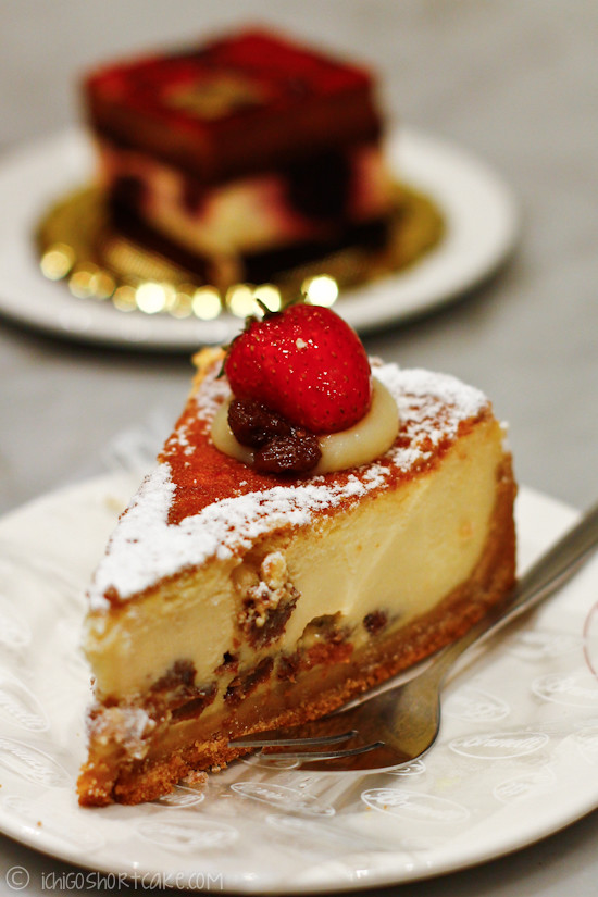 Brunetti Carlton Cakes Desserts Ice Cream Ichigo Shortcake