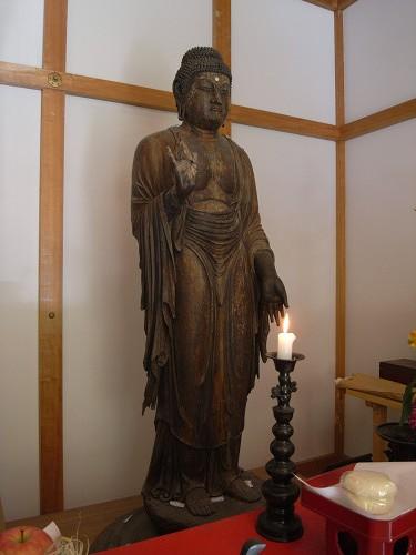 笠山荒神社「竹林寺」@桜井市笠-17