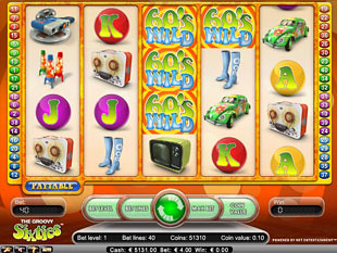 Groovy Sixties slot game online review