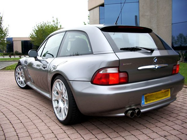 2001 Z3 Coupe | Sterling Gray | Black